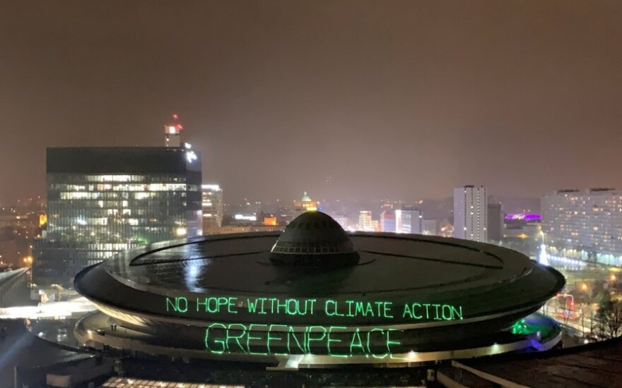 Katovicų mieste vyko Jungtinių Tautų klimato konferencija