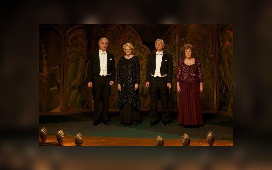 Kvartetas (Quartet)
