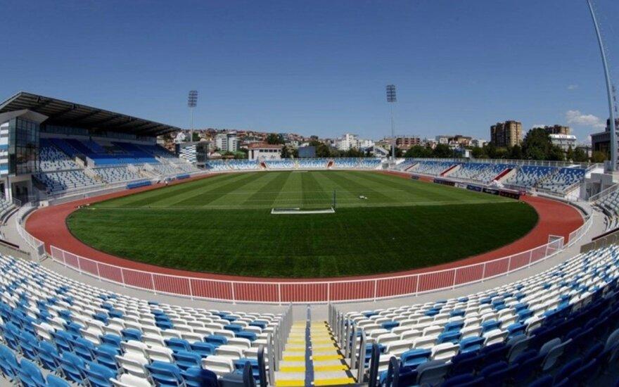 "Prištinos ""Fadil Vokrri"" stadionas"