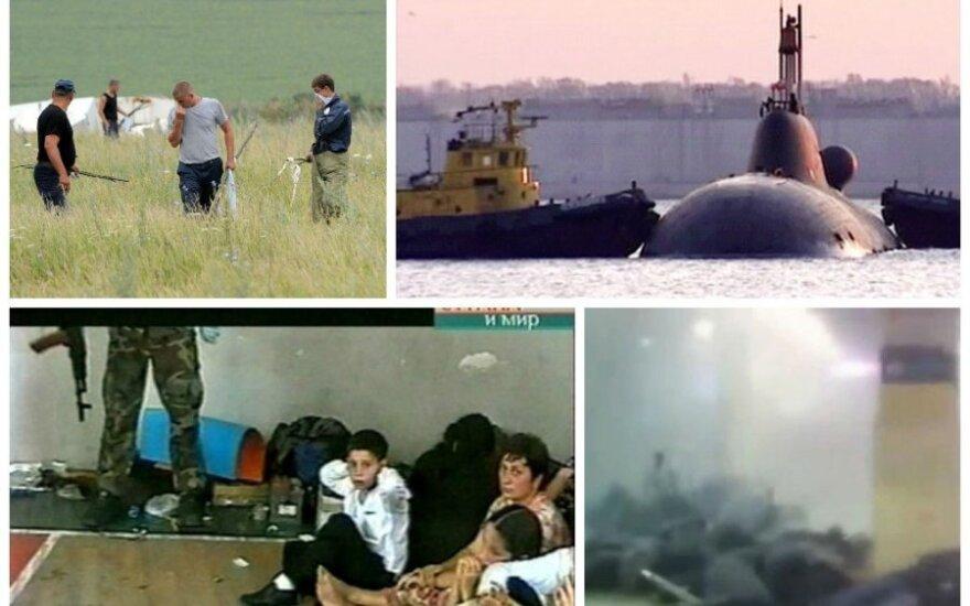 "Nuo ""Kursk"" iki MH17: V. Putinui tiesiog nerūpi"
