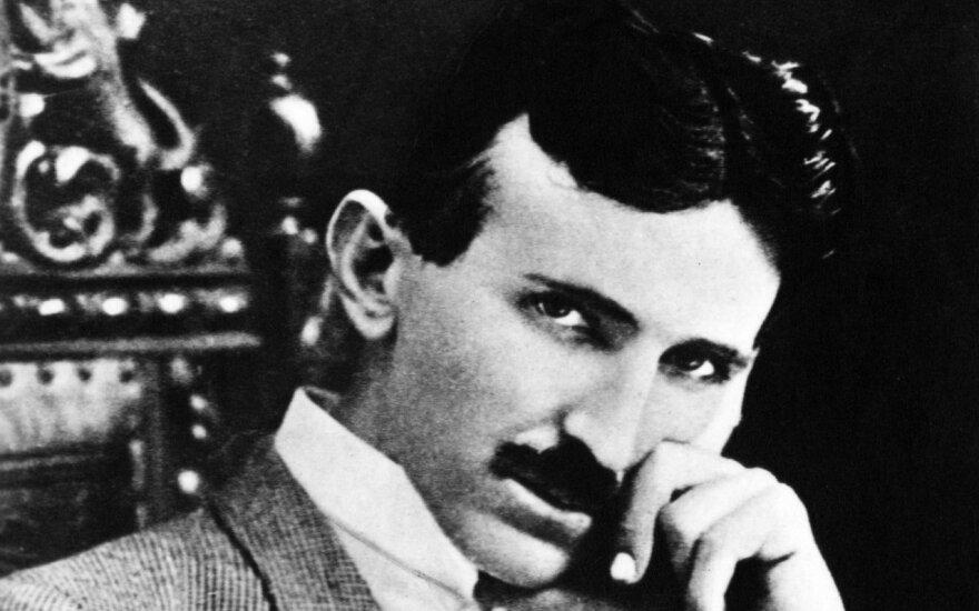 Nikola Tesla – vienas iškiliausių visų laikų mokslininkų
