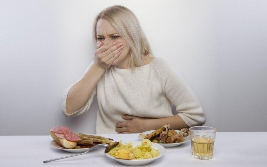Dieta ir gastritas – ar įmanoma suderinti nekenkiant sveikatai?