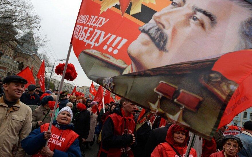 Rusijoje atgimsta Stalino kultas