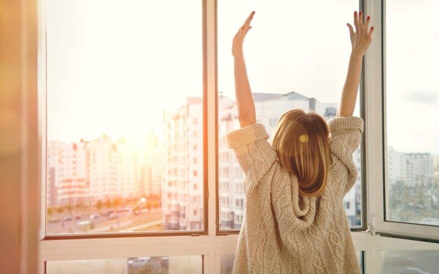 Ką daryti, kad blogos mintys negadintų dienos