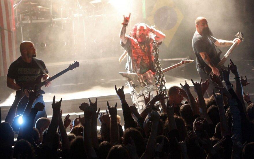Soulfly koncertas
