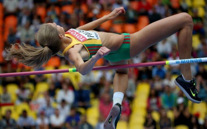 K. Jezepčikas: pasaulio čempionate savęs nerealizavo Z. Sendriūtė ir A. Palšytė