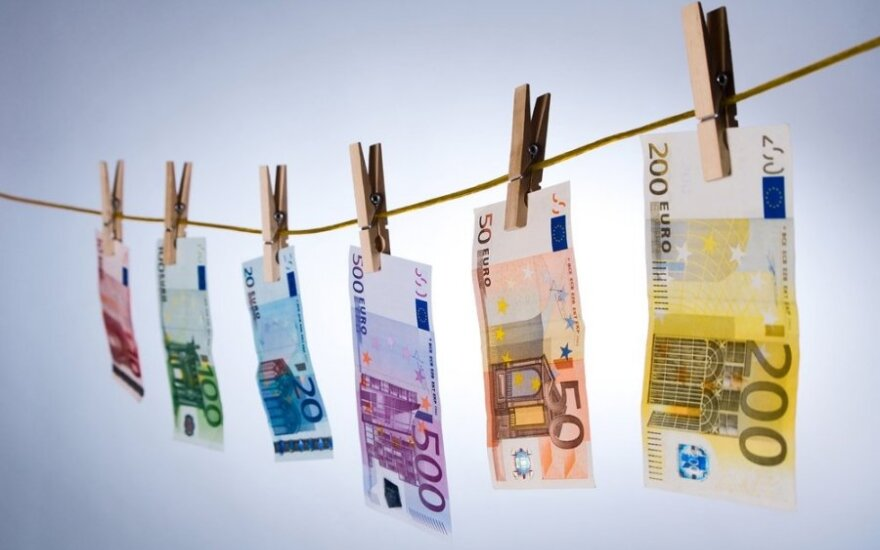 Lithuania signs Council of Europe's convention against money laundering
