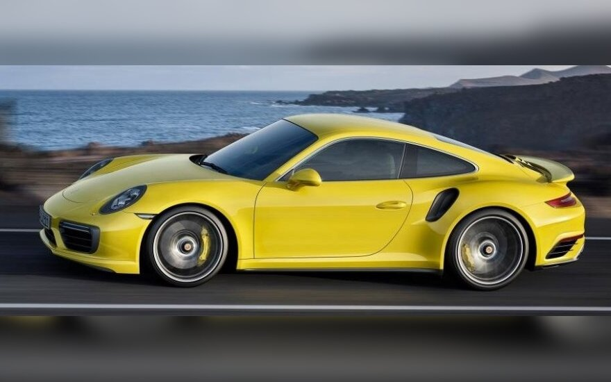 """Porsche 911 Turbo S"""