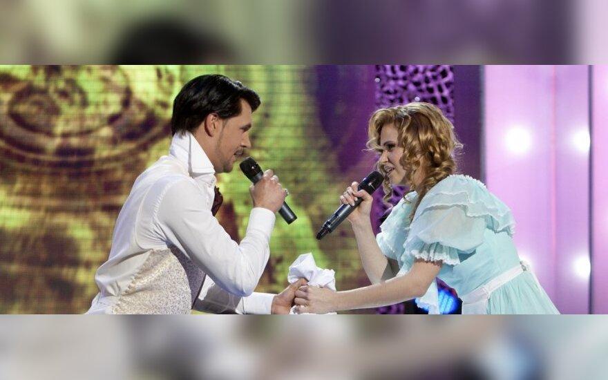 A.Butkus ir O.Kolobovaitė: nuo lyderių - prie autsaiderių