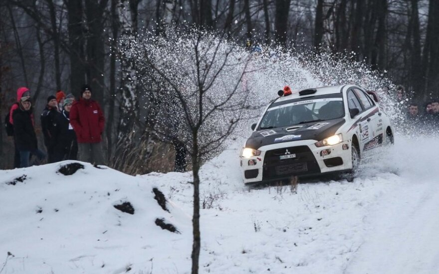 Winter rally 2015