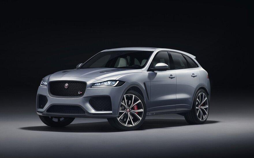 """""""Jaguar F-Pace SVR"""""""