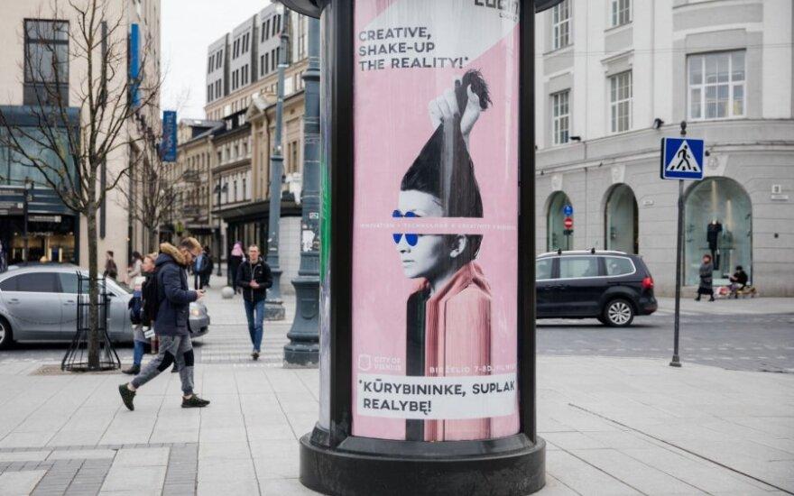 Seime – liberalesni reikalavimai išorinei reklamai