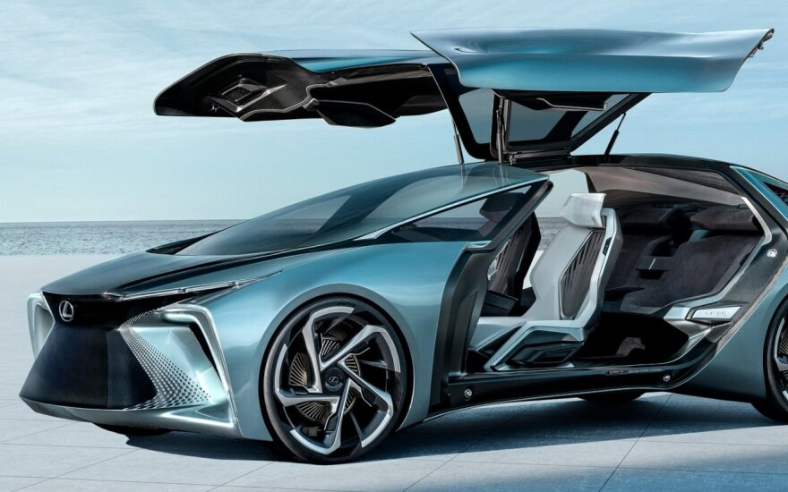 """Lexus LF-30"" koncepcinis automobilis"