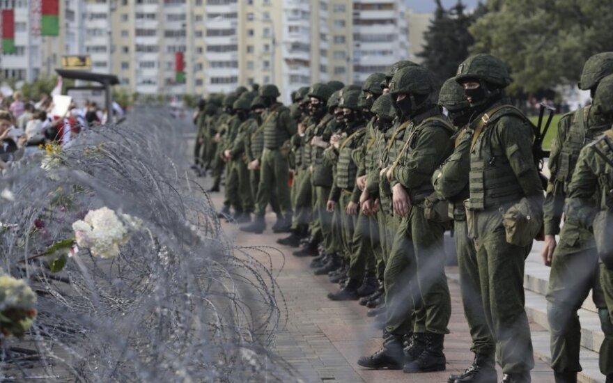 JT Saugumo Taryba penktadienį aptars padėtį Baltarusijoje