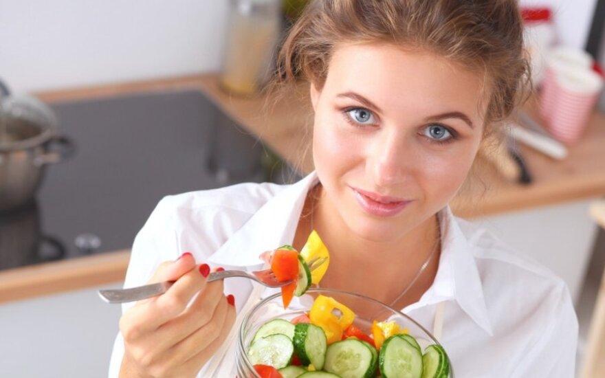 Dietologė apie sveiką mitybą: kas mitai, o kas tiesa
