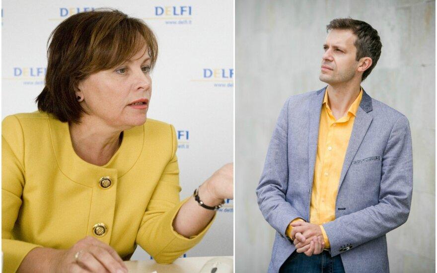 Ką blogai pasakė A. Tapinas ir R. Juknevičienė: specialistės komentaras
