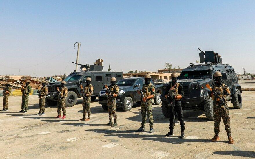 Amerikiečių pasitraukimas iš Irako gali baigtis liūdnai