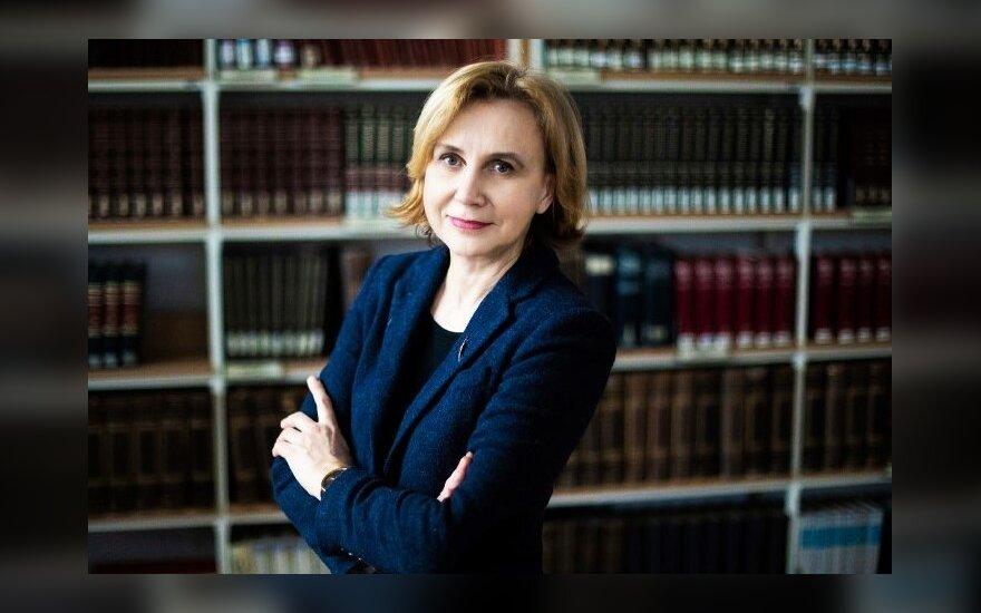 Rosita Lekavičienė, Kauno technologijos universiteto Socialinių, humanitarinių mokslų ir menų fakulteto profesorė, psichologė