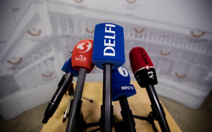Teismas ėmėsi nagrinėti žurnalistų skundą dėl Vyriausybės garso įrašo sunaikinimo