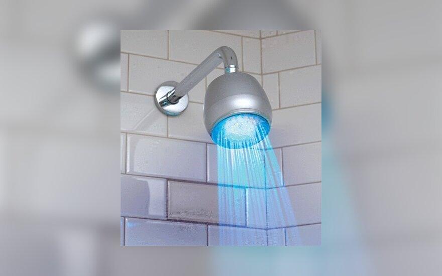 Šviečiantis dušas