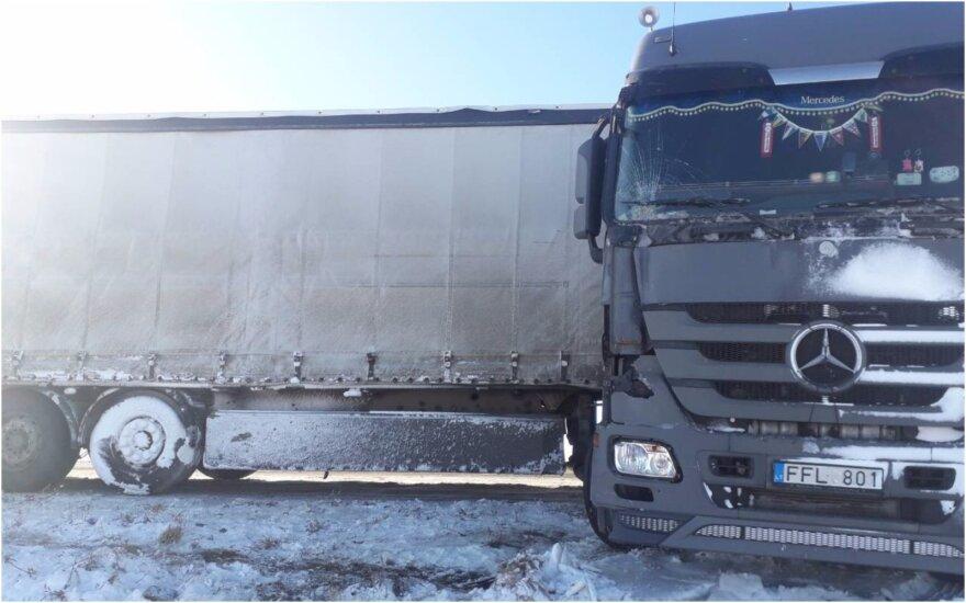 Kazachstane nutikusi avarija