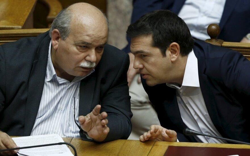 Nikos Voutsis, Alexis Tsipras