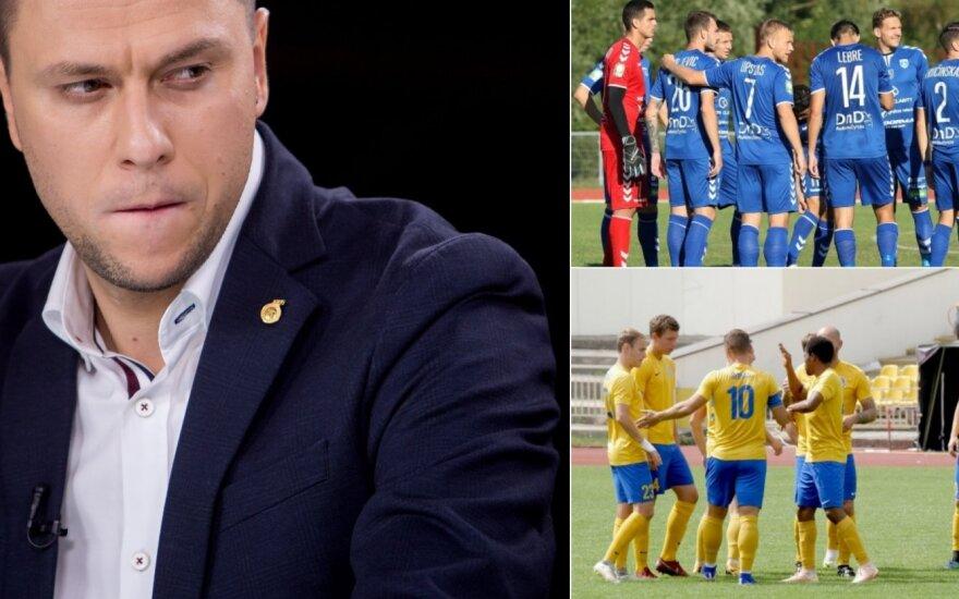 "Edgaras Stankevičius, FK ""Atlantas"", FK ""Palanga"""