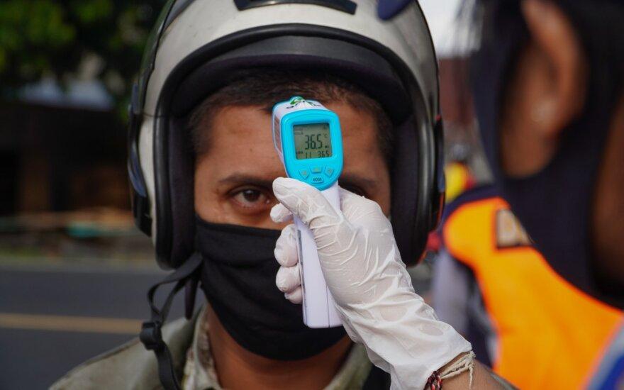 Koronavirusas Indonezijoje