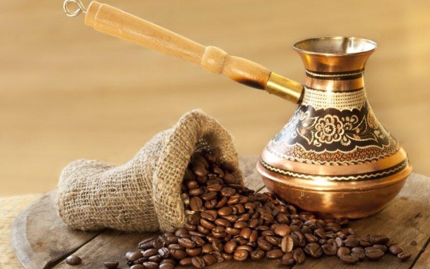Turkiška kava su prieskoniais