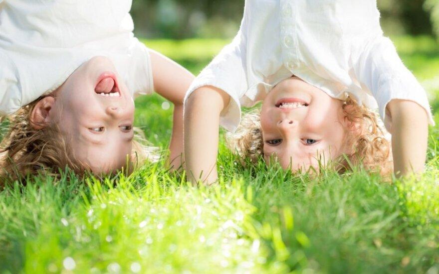 Vaikų psichoterapeutė pataria, kaip užauginti laimingus vaikus