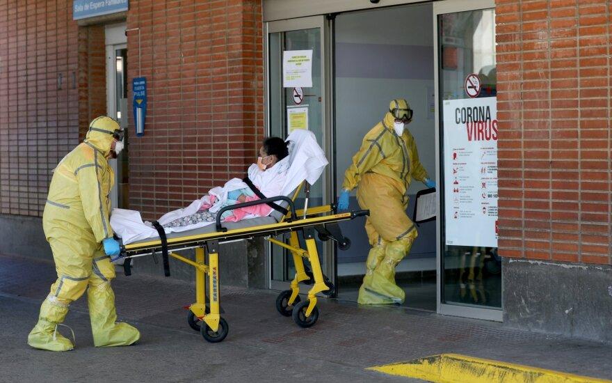 Ispanų valdžios klaida pribloškė gyventojus: 9 tūkst. testų iš karto ėmė kelti įtarimų medikams