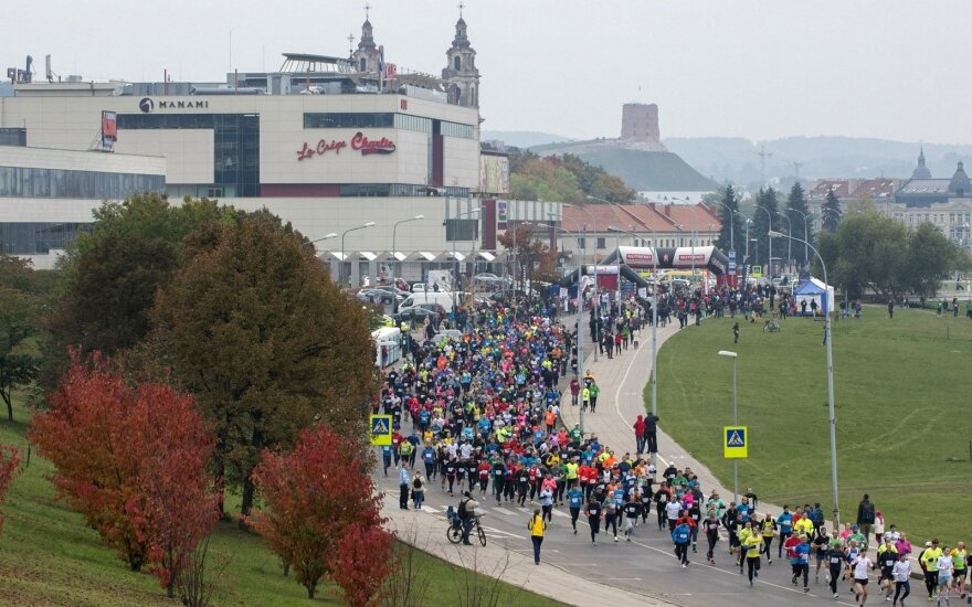 Vilniaus 20 km bėgimas