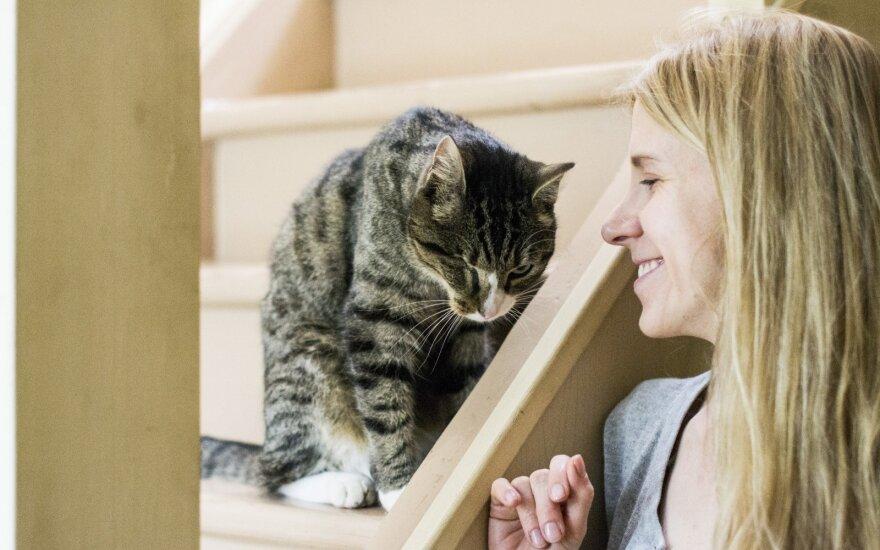 Du gyvūnai į namus atėjo neprašyti – tai, ką jie davė, pinigais neišmatuojama