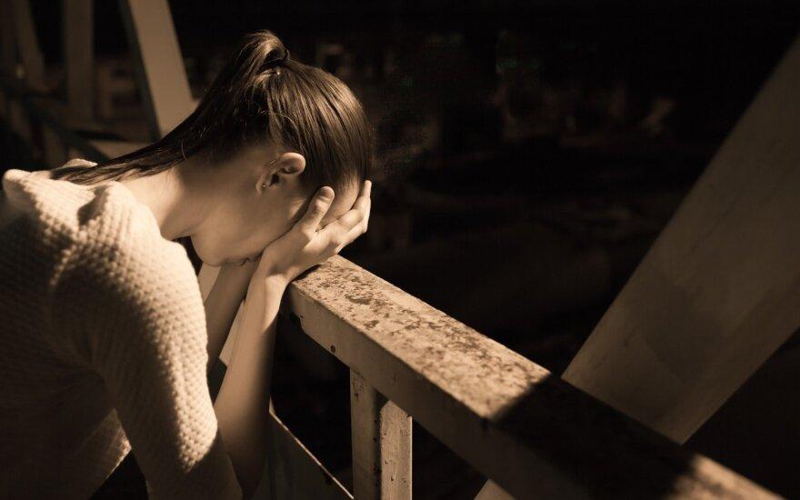 Per žingsnį nuo tragedijos: sustojęs išgelbėjo moters gyvybę