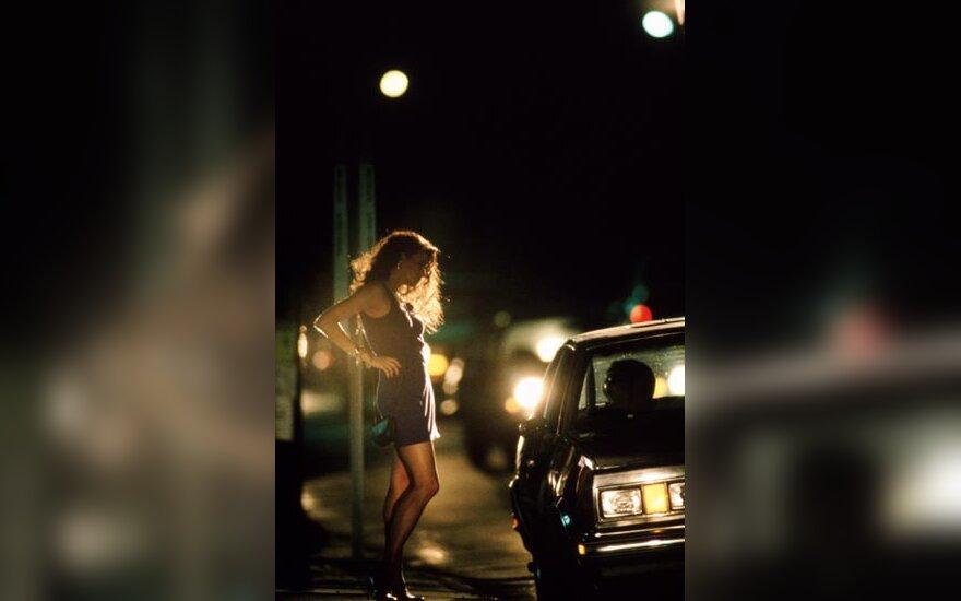 Prostitucija, prostitutė