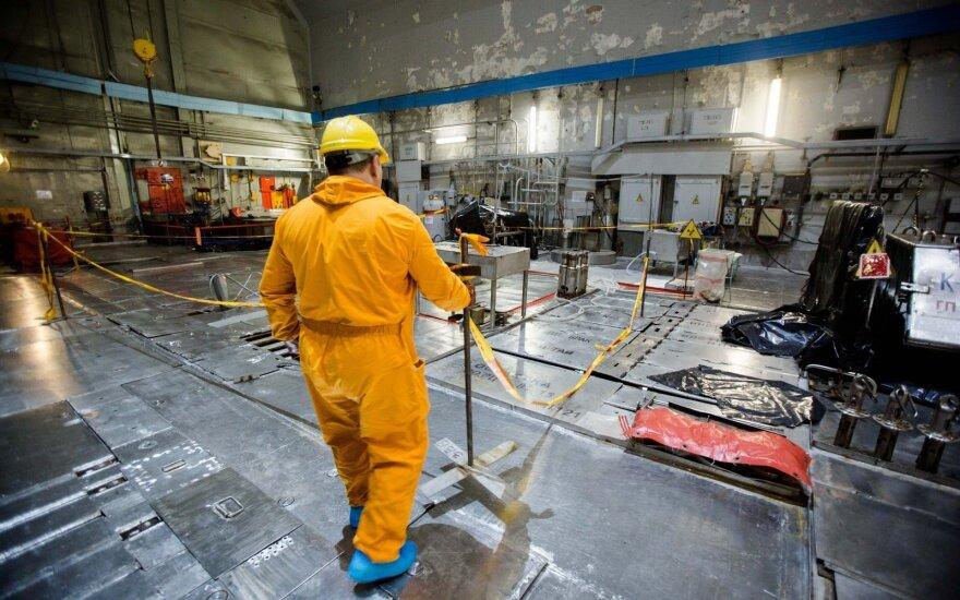Energetikos viceministras: branduolinės saugos standartai negali būti pasirenkami