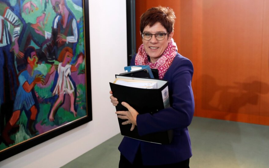 Annegreta Kramp-Karrenbauer