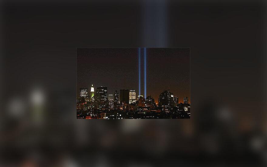 Niujorkas mini 2001 m. rugsėjo 11-ąją