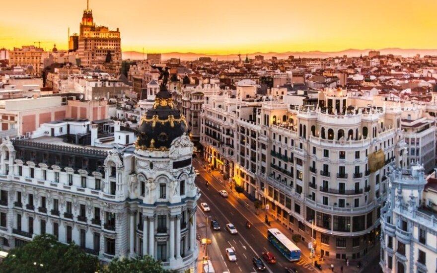 Ispanija suėmė 45 asmenis, siejamus su įtariamu gruzinų įsilaužėlių tinklu