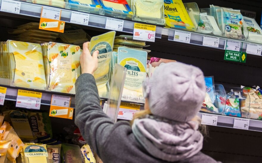 Dairy products subject to 25 pct US import tariff