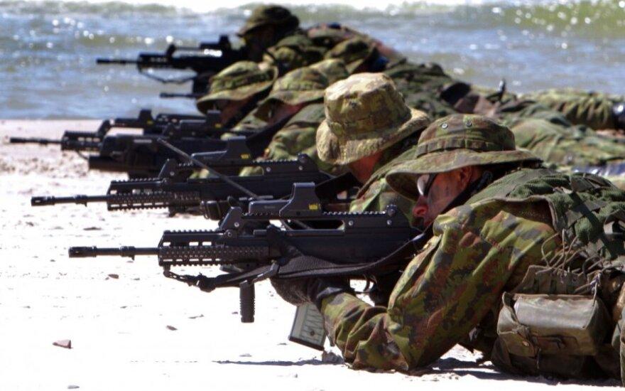 NATO atsakas Rusijai: ruošia naujas pajėgas