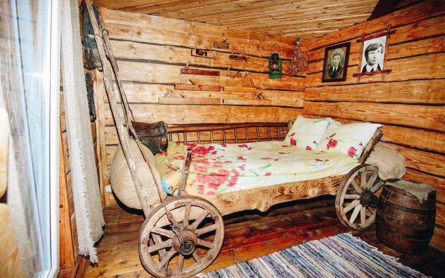 Keisčiausias viešbutis Lietuvoje