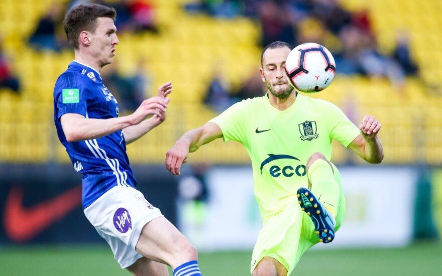 """UEFA Europos taurės atranka: Vilniaus """"Riteriai"""" - Farerų salų """"Klaksvik"""""""