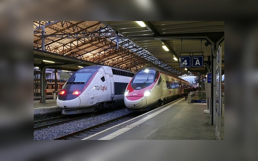 Bilietas į Europos keliones – ne lėktuvai ar automobiliai, o traukiniai