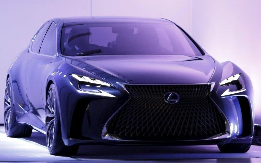 """Lexus LF-FC"""