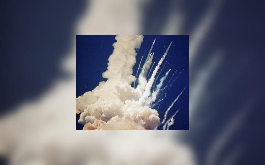 sprogimas, dūmai