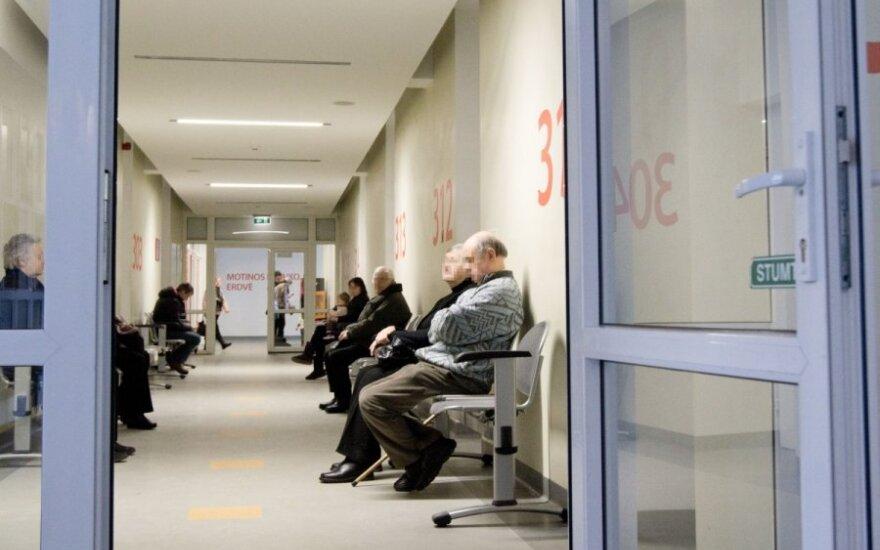 I. Vasiliauskienė. Kaip pagerinti sveikatos priežiūros įstaigų veiklą?