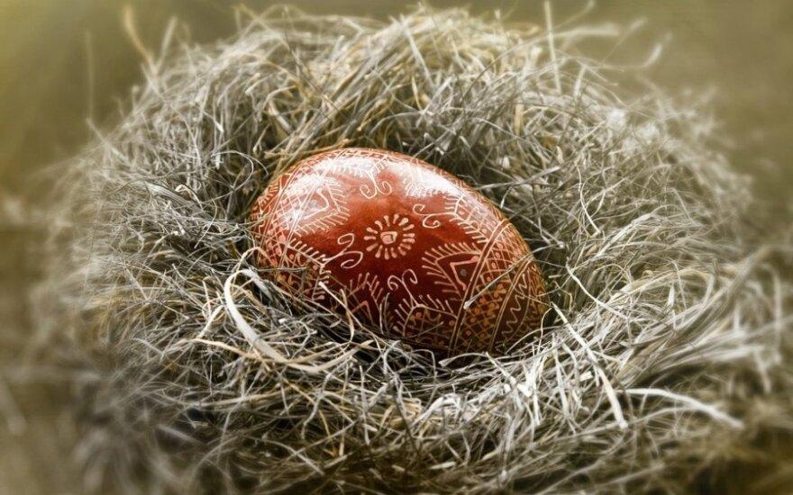 Velykų prietarai: ką reiškia kietas margutis ir išgirstas genio kalenimas