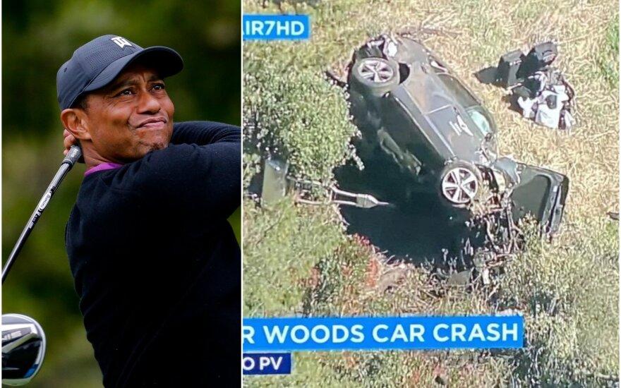 Tigeris Woodsas
