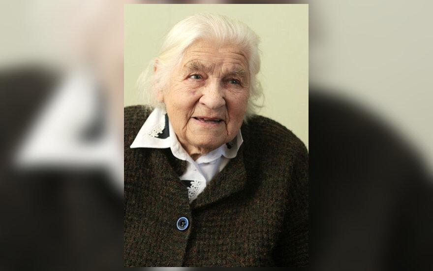 Šimtametė Zofija Augustinienė